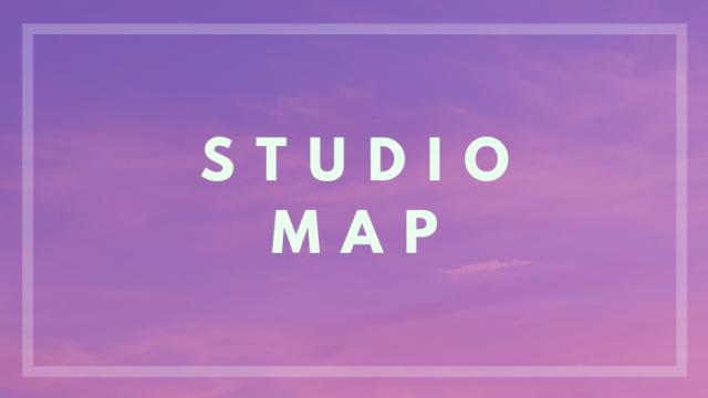 スタジオの地図